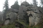 4 skalní města