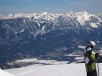 Rakouská lyžovačka